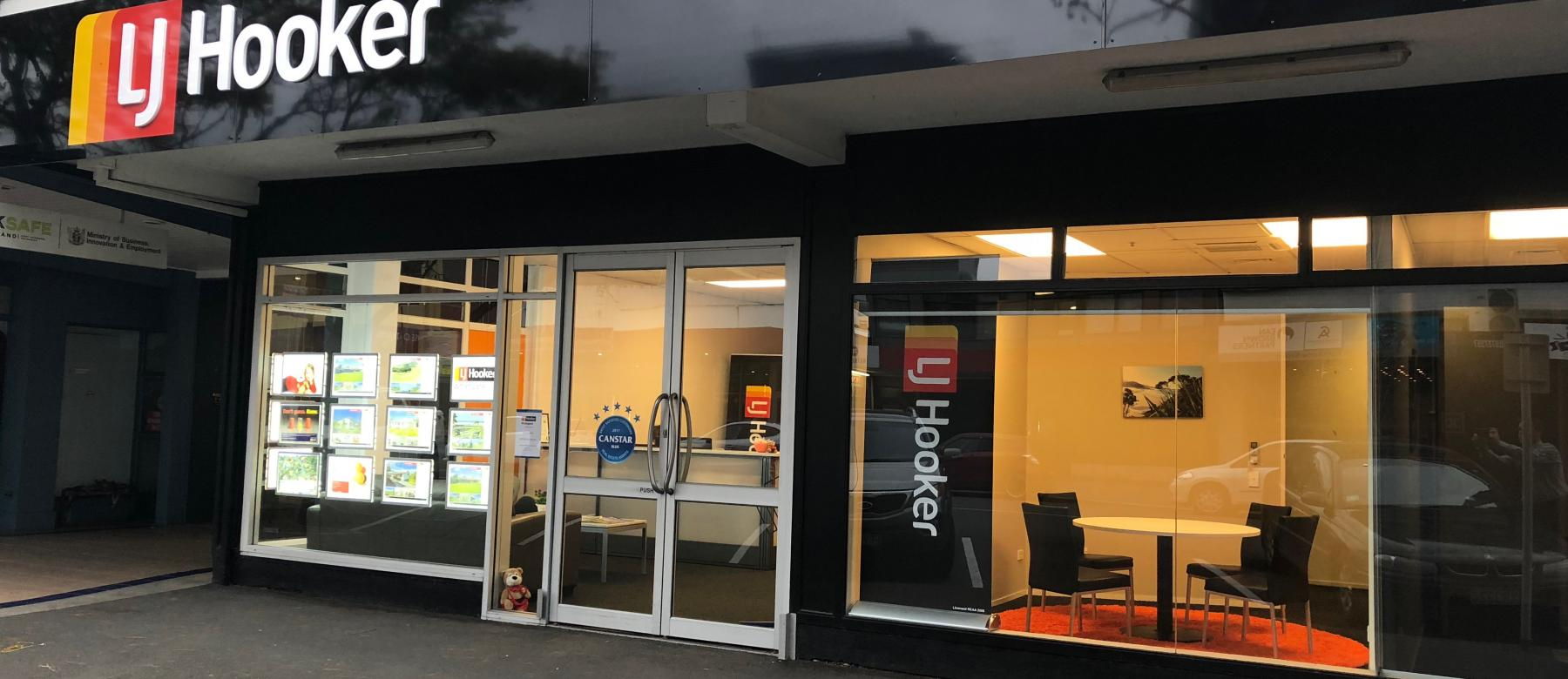 Whangarei LJHooker Office 25 Rathbone St